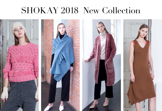 SHOKAY 2018  New Collection
